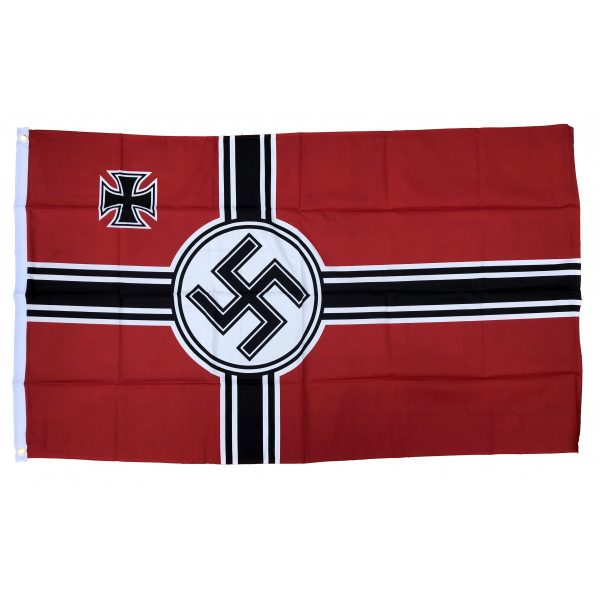 Bandera Reichskriegsfahne 90x150