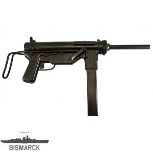 ametralladora m3 grease gun