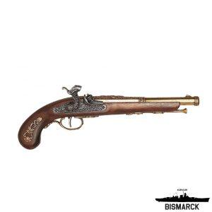 pistola percusión francesa 1832