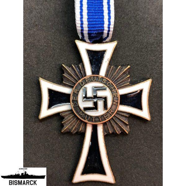 Cruz de honor madre alemana bronce