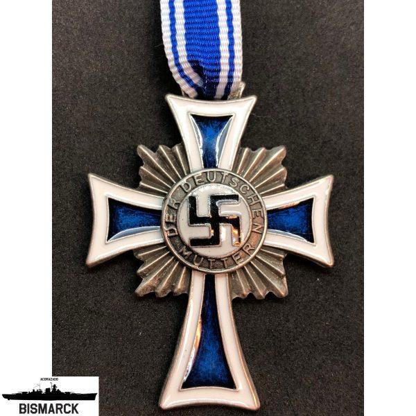Cruz de honor madre alemana plata