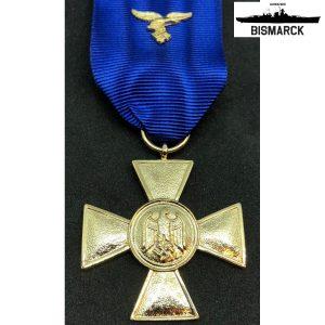 medalla al servicio 25 años