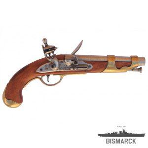 pistola caballería francesa