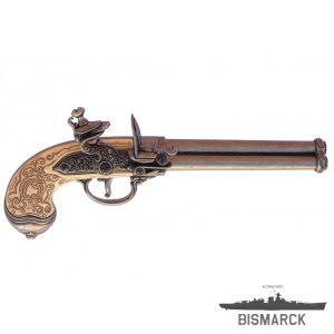 pistola de chispa de 3 cañones