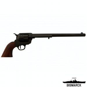 Revólver cal 45 Peacemaker 12 negro
