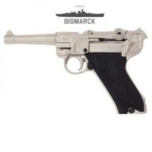 pistola parabellum luger