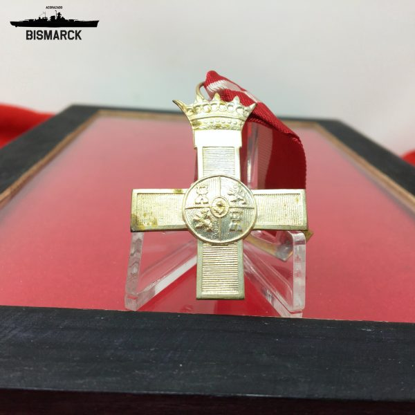 Medalla Orden al Mérito Militar