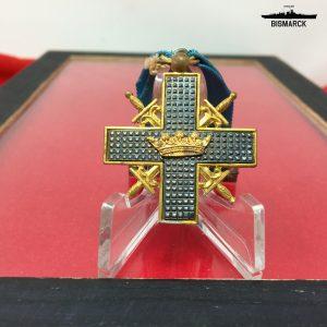 Medalla Cruz de Guerra