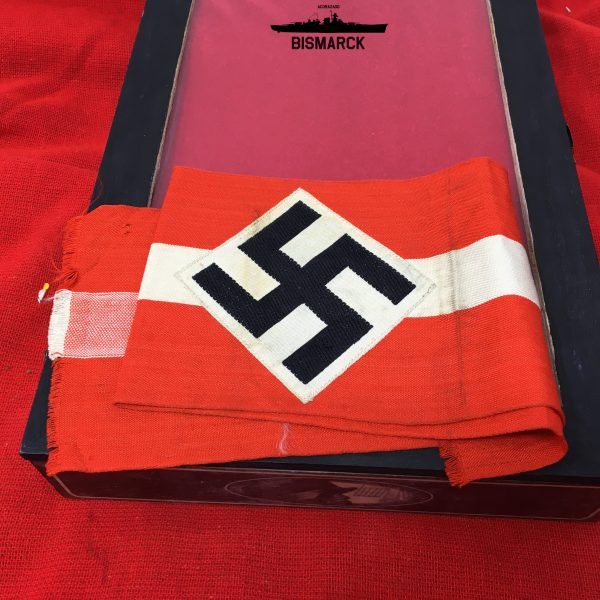 Brazalete Juventudes Hitlerianas