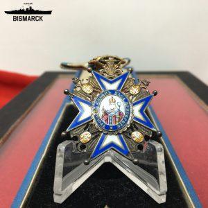 Medalla Orden de San Sava