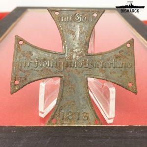 Cruz de Hierro Tschako de Landwehr