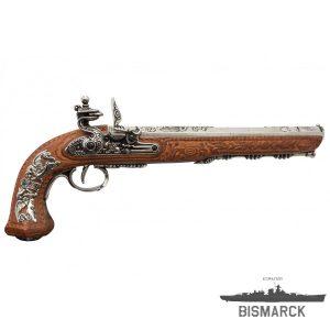 pistola de duelo