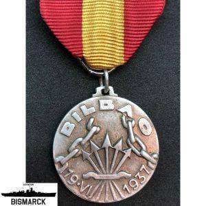 Medalla de la Batalla de Bilbao