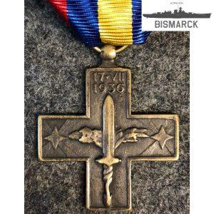 Medalla Cruz de la Unidad de España