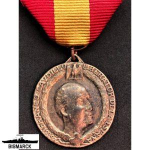 Medalla Conmemorativa Italo Española