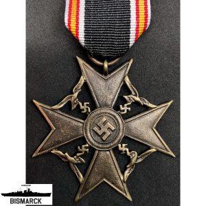 Medalla Cruz de Guerra Española