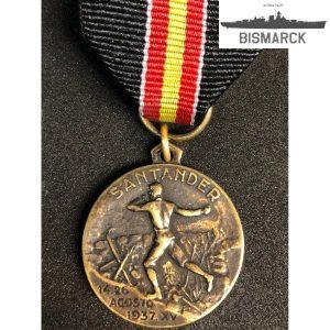 Medalla de la brigada Carroccio Trieste