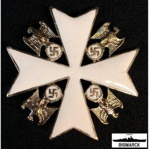 orden del águila alemana sin espadas