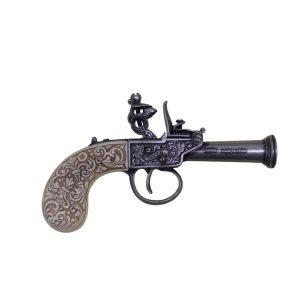 pistola de chispa inglesa