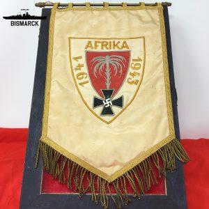 Banderín Afrika Korps