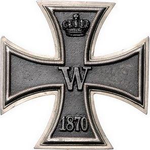 cruz de hierro 1870