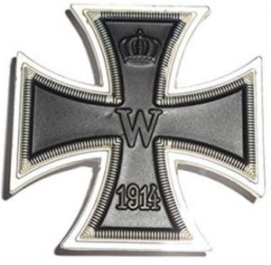 cruz de hierro 1914
