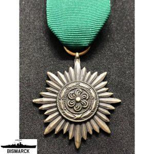 medalla ostvolk en bronce