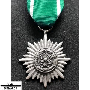 medalla ostvolk en plata