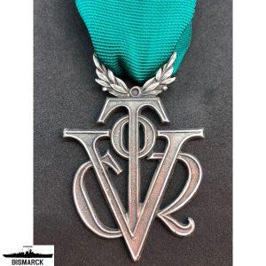 Medalla Victor en plata