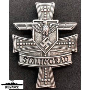 cruz de stalingrado bronce