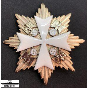Gran Cruz de la Orden del Águila Alemana