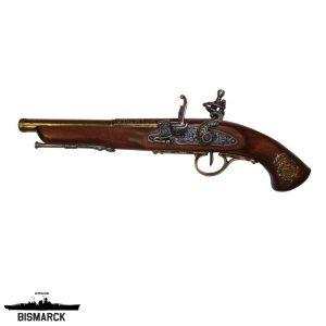Pistola chispa para zurdos