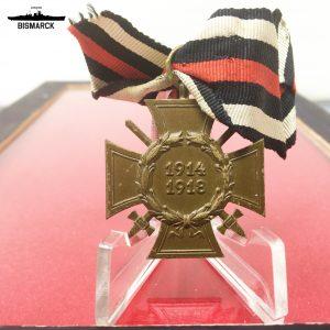 Medalla Cruz de Honor 1914 1918 ST&L