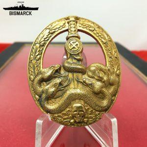 Distintivo Lucha AntiPartisana Categoría Oro