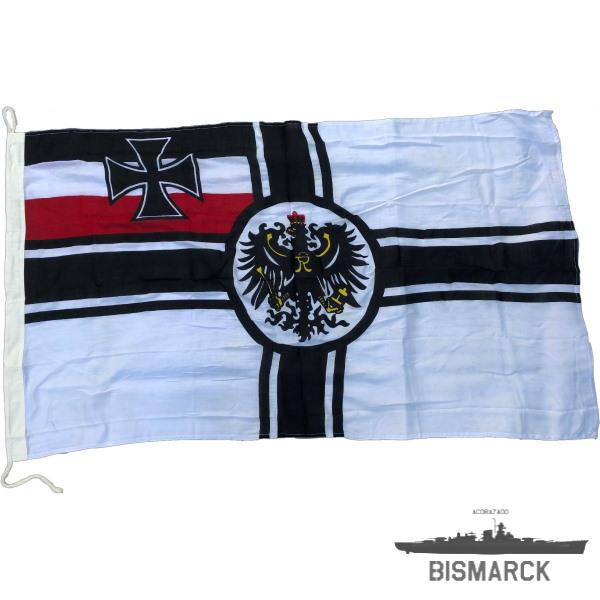 Bandera del Imperio Alemán