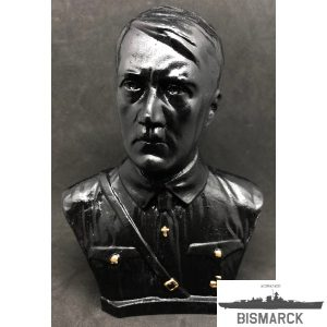 busto adolf hitler uniforme