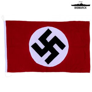 Bandera NSDAP algodón