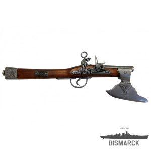 pistola hacha acorazado bismarck