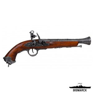 Pistola de chispa pirata Italia