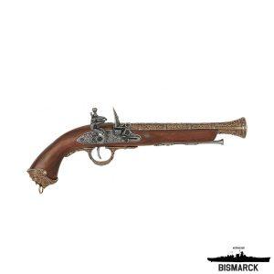 Pistola chispa pirata Italia