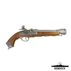 Pistola de Percusión pirata