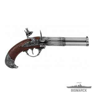 pistola 3 cañones