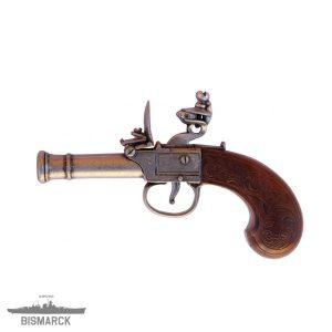 pistola chispa Inglaterra