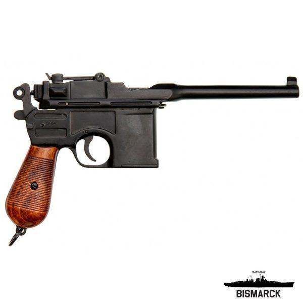 pistola C96 Alemania