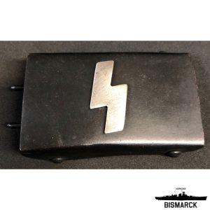 hebilla Deutsche Jungvolk 35mm negra
