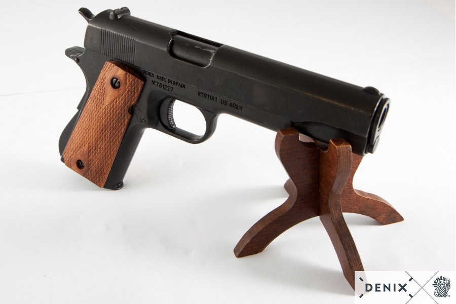 Análisis de la mítica Colt M1911