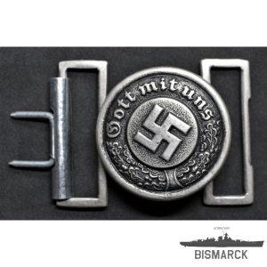 Hebilla Wehrmacht oficiales