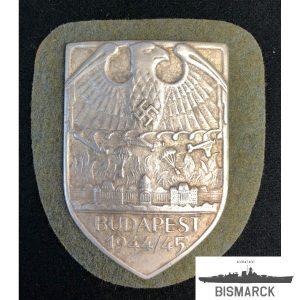 Escudo Budapest 1944