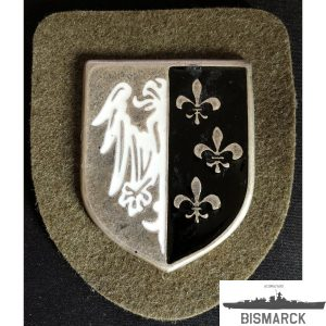 Escudo Charlemagne