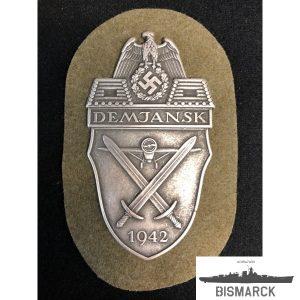 Escudo Demjansk 1942